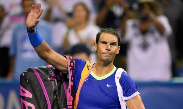 Nadal out of US Open, foot injury ends season