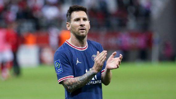 Messi PSG debut breaks viewing record in Spain