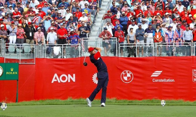 U.S. ushers in 'new era' with 19-9 Ryder Cup win