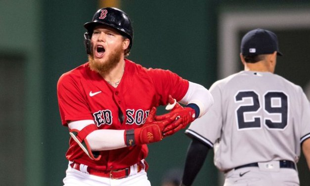 Red Sox oust Yanks to win wild card, make ALDS