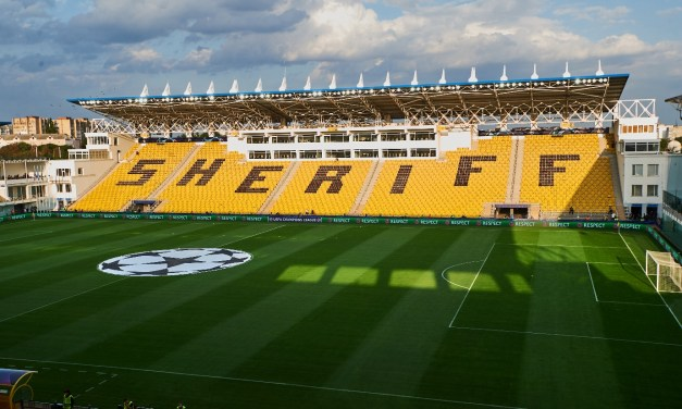 Get to know Sheriff Tiraspol : The Moldovan side causing a stir in the Champions League