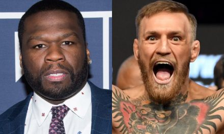 Conor McGregor Hits Back At 50 Cent: You Need a Bra