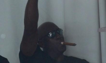 Michael Jordan Parties in Miami as His Wife Dances in Bikini