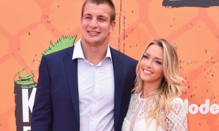 Gronk's Girlfriend Debuts a New Dance Routine on Instagram