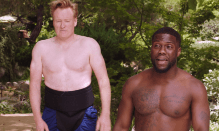 Sumo Wrestling with Conan O'Brien | Kevin Hart