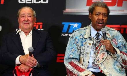 Boxing Legends Don King and Bob Arum Squash Their Beef