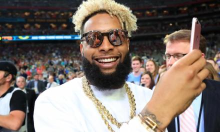 Exclusive: Odell Beckham Posting and Deleting IG Stories
