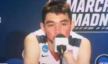 Virginia Guard Asked Following Loss if he Knew That a 16 Seed Had Never Beaten a 1 Seed