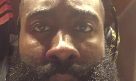 James Harden Gives Special Shout Out to Kid on his Birthday