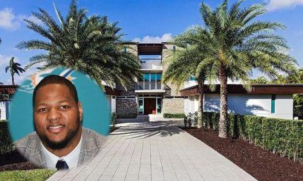 Ndamukong Suh Slashes Price on Florida Mansion