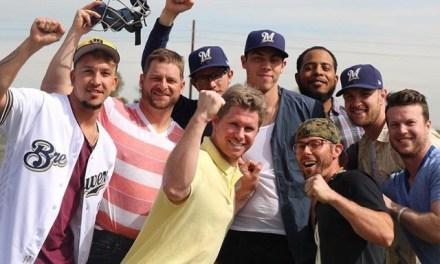 The Milwaukee Brewers Reenact Famous Sandlot Scene
