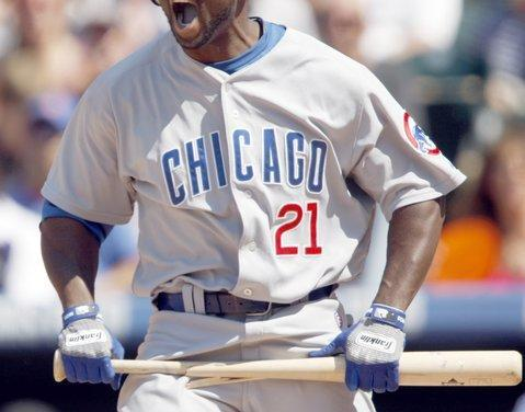 Milton Bradley Reportedly Charged with Battery for Assaulting His Wife