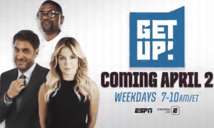 ESPN's 'Get Up!' Will Tackle Sports and Politics to Stay Woke