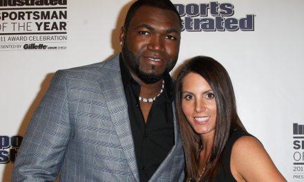 David Ortiz's Wife Wants him to Try the Tom Brady Diet