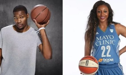 Exclusive: Kevin Durant's Ex Monica Wright is Engaged