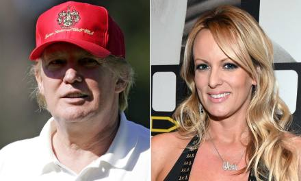 How Did Trump & Stormy Daniels Meet?