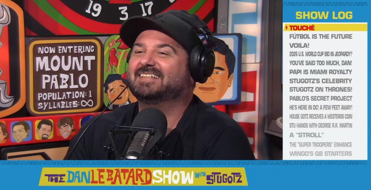 Dan Le Batard Laughs Hysterically as Jeter's Marlins Give Up Home run on First Pitch