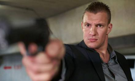 Rob Gronkowski To Star in Big Screen Flick with Mel Gibson