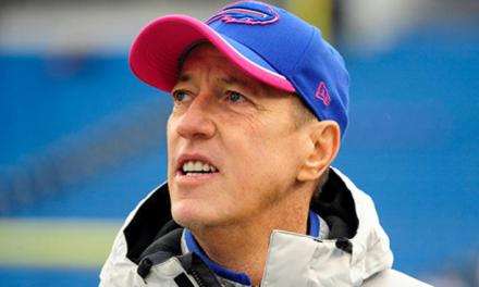 Jim Kelly Walked for the First Time since his Cancer Surgery