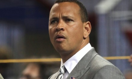 Alex Rodriguez Doesn't Know How to Open Water Bottles