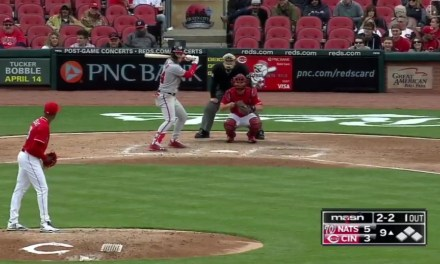 """Overrated"" Bryce Harper Hit Two Homeruns Against the Reds"