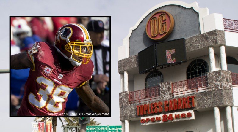 NFL Player's Investment in Strip Club Goes Horribly Wrong