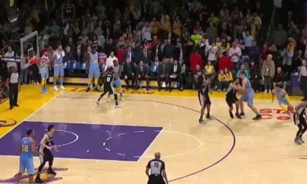 ESPN Cut to a Commercial as the Lakers Attempted a Game Winning Shot