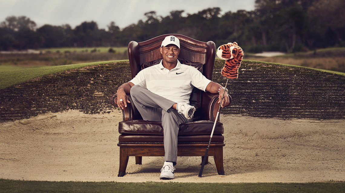 Tiger Woods New Nike Commercial is Worth a Watch