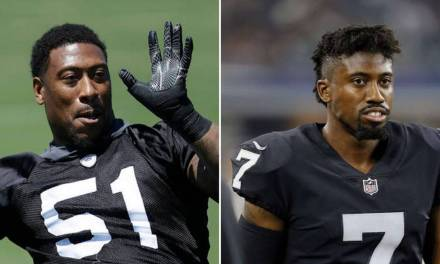 Raiders' Bruce Irvin Throws More Shade at Marquette King