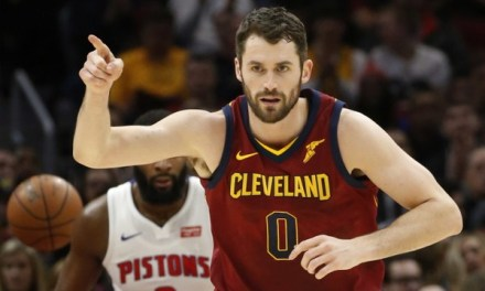 Kevin Love on if LeBron Would Stay if the Cavs make a Strong Playoff Run