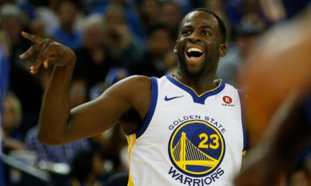 Draymond Green Earned Himself a Flagrant Foul for Throwing an Elbow