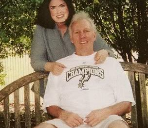 Gregg Popovich's Wife, Erin, Passed Away