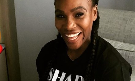 Serena All the Way Back with Latest Swimsuit Pic