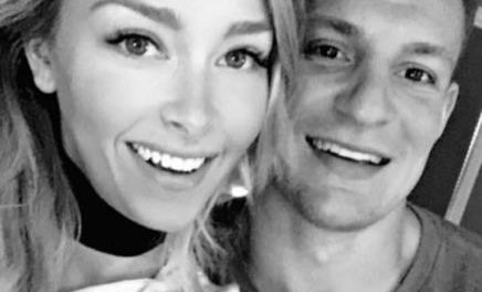 Gronk and His on and Off GF, Fully Back On