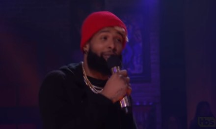 Odell Beckham Can't Rap on Drop the Mic Preview