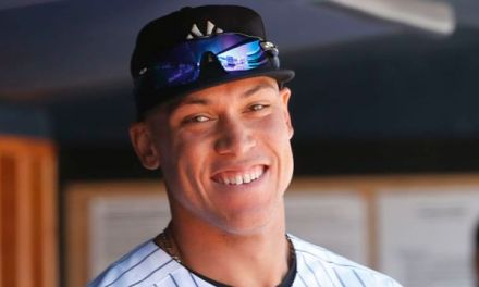 Aaron Judge Has Been Spending Time with a New Lady