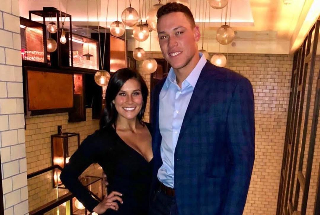 Aaron Judge and Britt Hodges Instagram Official? - Sports Gossip