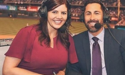 Female Announcer Makes History Calling MLB Play-by-Play on TV