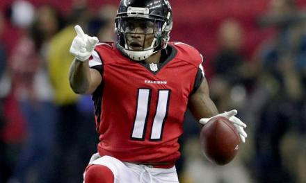 Julio Jones isn't Going Anywhere Despite Unfollowing the Falcons on Social Media