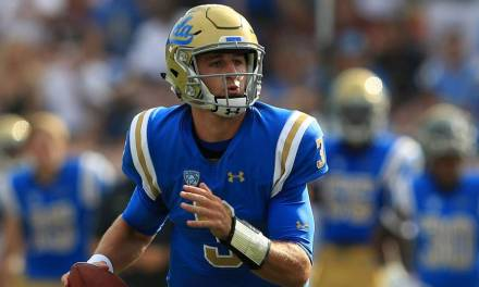 Josh Rosen Scorched the Earth after Question About Being Drafted Number One