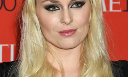 Lindsey Vonn Shows Off the Skin at Time 100 Gala