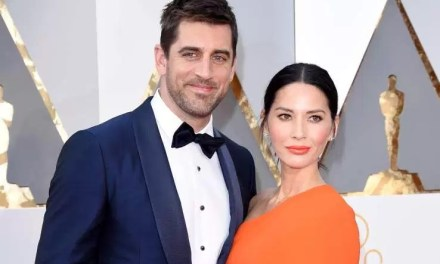 Aaron Rodgers Talks About Dating an Actress and now a Female Driver