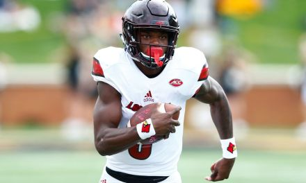 Lamar Jackson Faces Plenty of Doubters on Draft Day