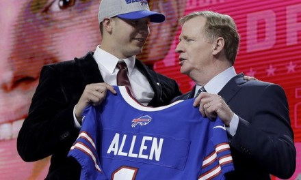 Josh Allen Says Black Teammates 'Don't Care' about His Racist Tweets