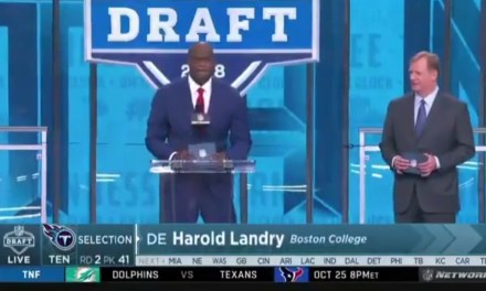 Vince Young Doesn't Know How to Say Harold