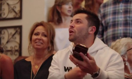 Baker Mayfield's Friend Prank Called Him Before He Was Drafted