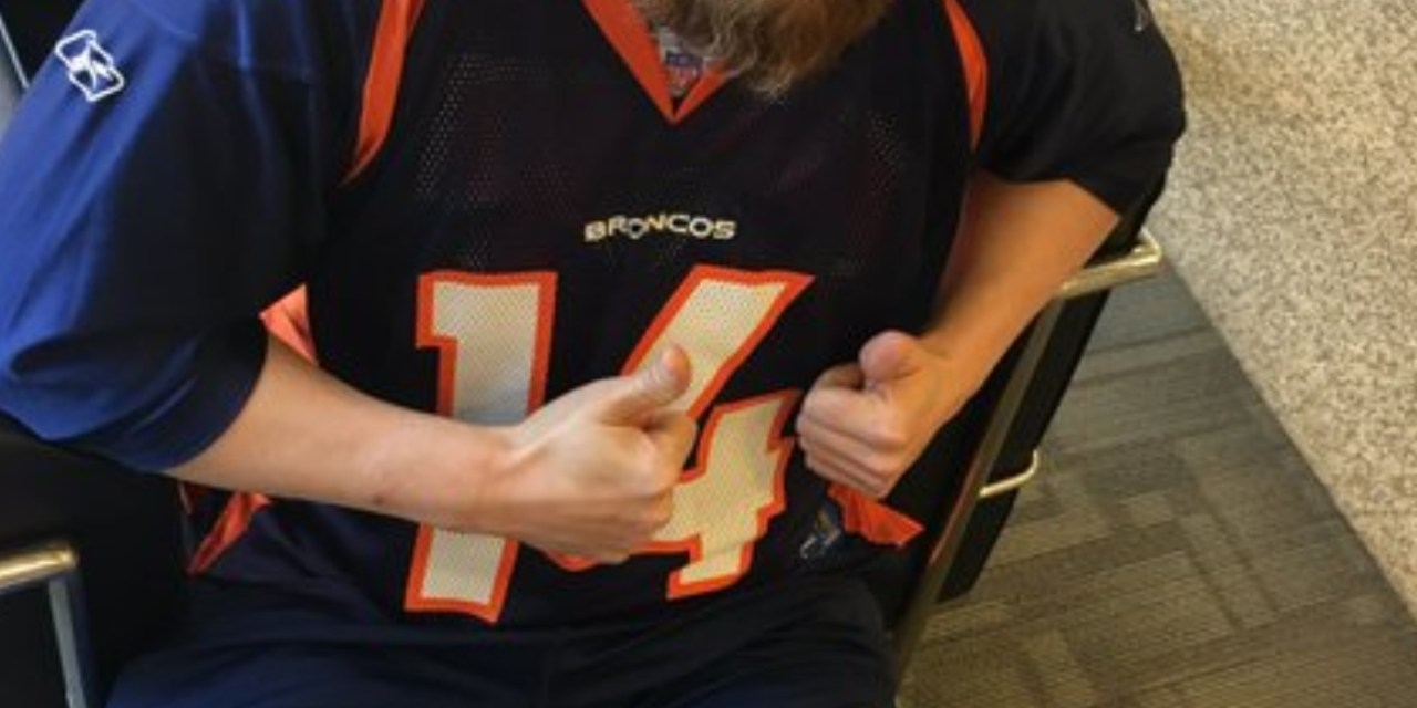Broncos Fan Got an Eagles Super Bowl Tattoo Because of His Hatred of Tom Brady
