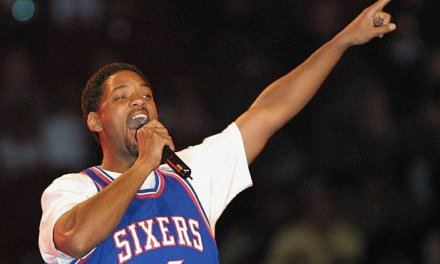 Will Smith Drops Sixers Hype Video