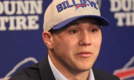 Bills Printed Out Josh Allen's Racist Tweets and Asked him to Explain each One
