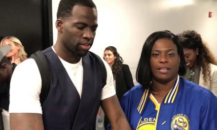 Draymond Green and His Mother Respond to Charles Barkley's Remark